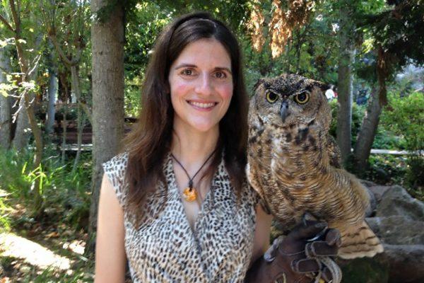 Jeanne Sharei - Randall Museum Animal Keeper