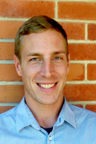 Marcus Wojtkowiak - Science Program Coordinator
